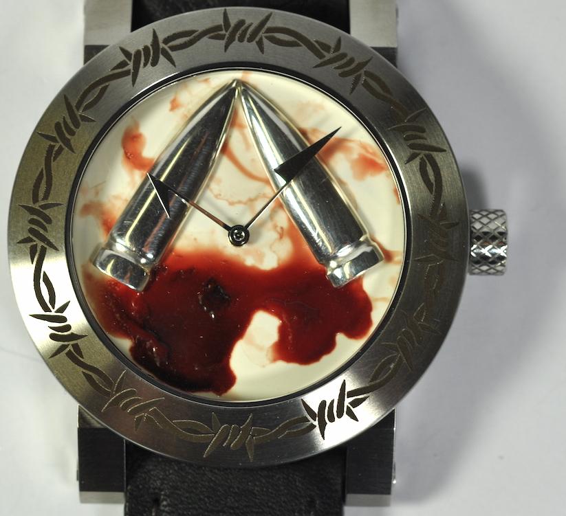 ArtyA Werewolf Blood and Bullets