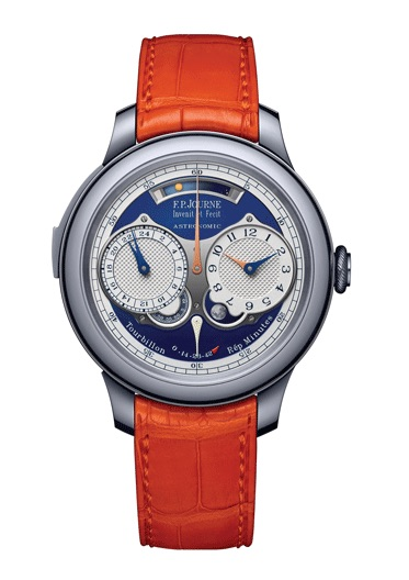 F. P. Journe Astronomic Blue for Only Watch 2019 auction