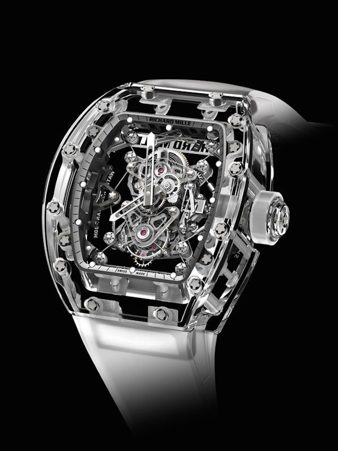 Richard Mille RM56-02 Tourbillon