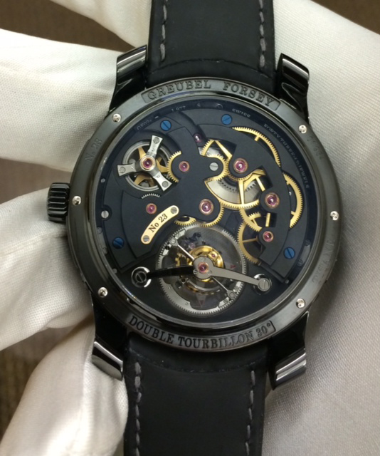 Back of Double Tourbillon 30 DLC