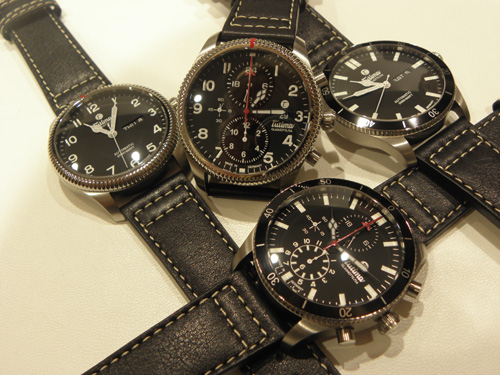 The new Tutima Grand Flieger and M-2 watches.