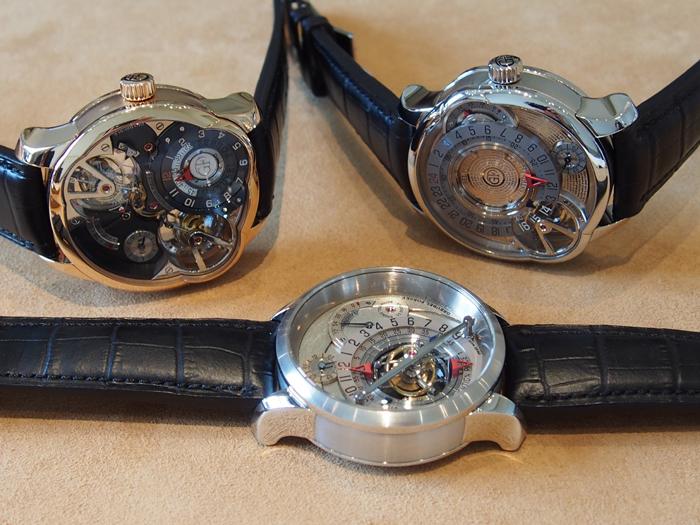 3 GF watches