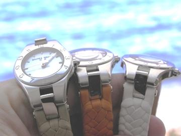 Linea with Chriqui-designed straps
