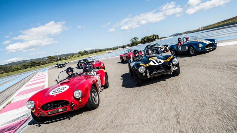 Baume & Mercier racing event in Le Castellet.