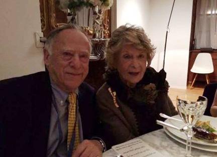 Bert and Marcie Kalisher