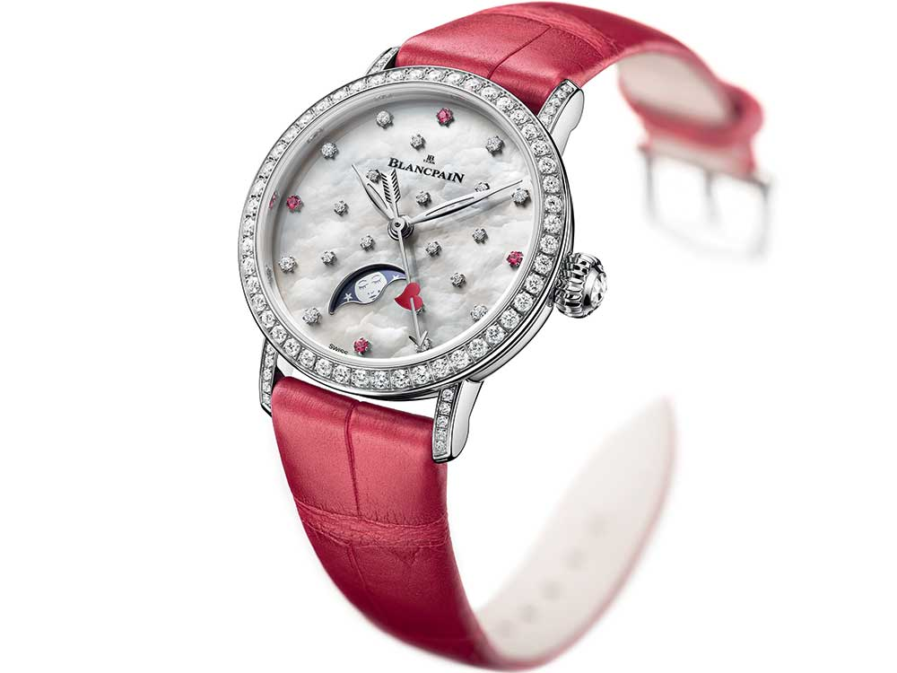 Blancpain Ultraplate Saint Valentine's Day Watch 2018