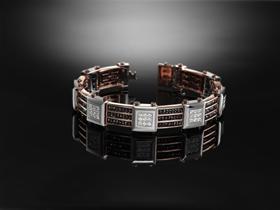 Black Magic bracelet from Zancan.