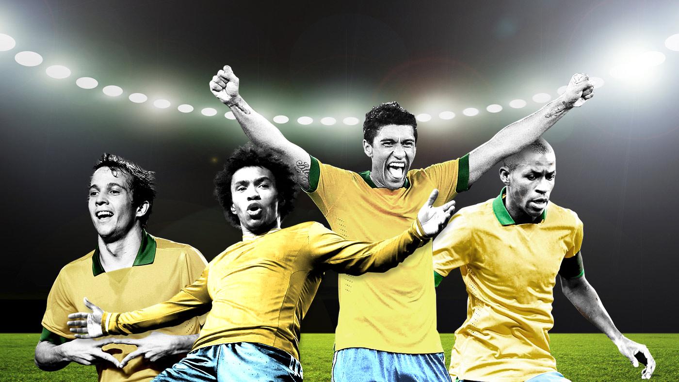 Ritmo Mundo's Brazilian players