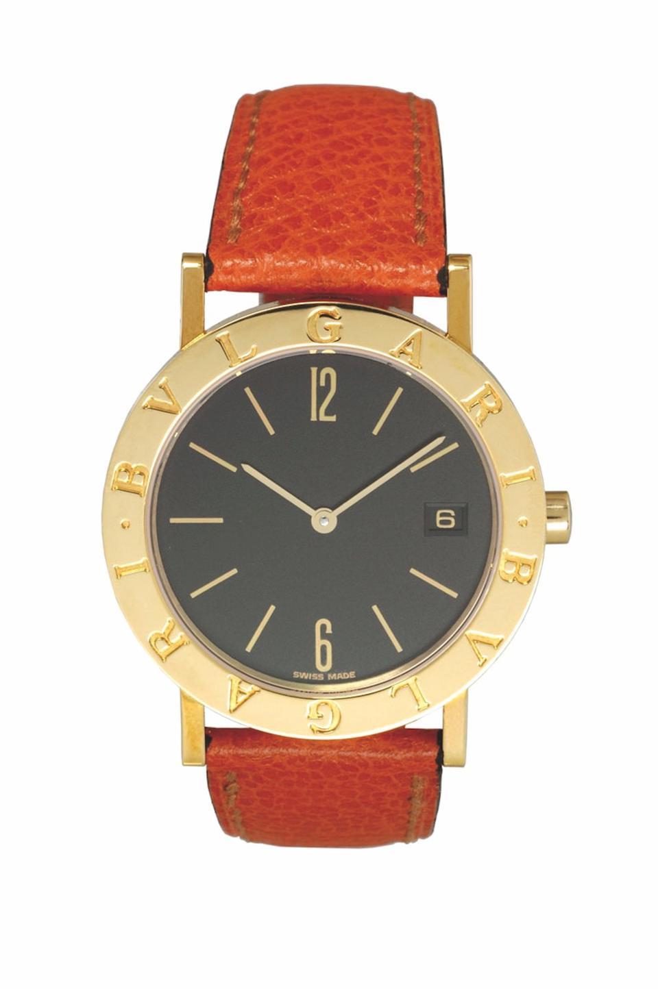 The 1977 Bulgari Bulgari watch