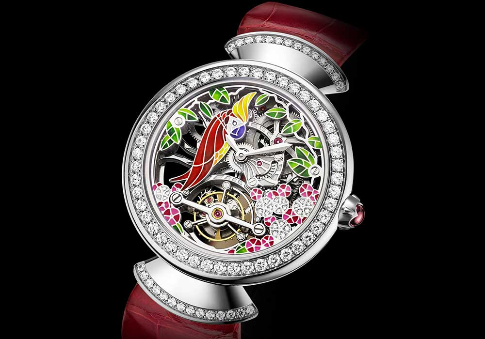 Bulgari Diva's Dream Tourbillon Skeleton