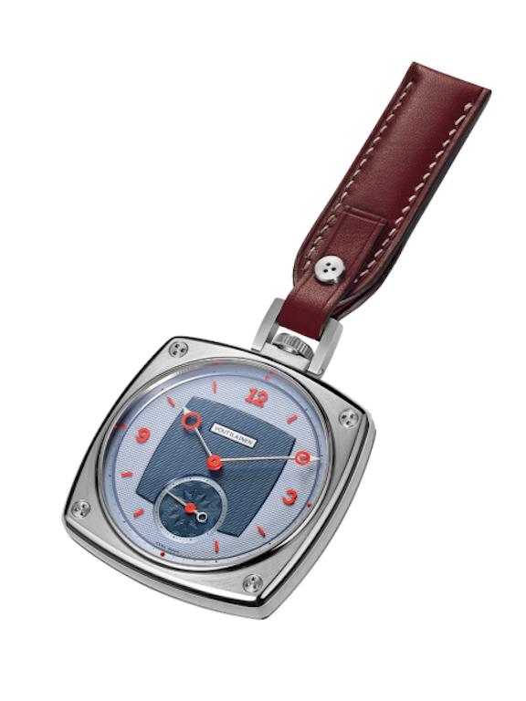 Voutilainen TP1 Pocekt Watch