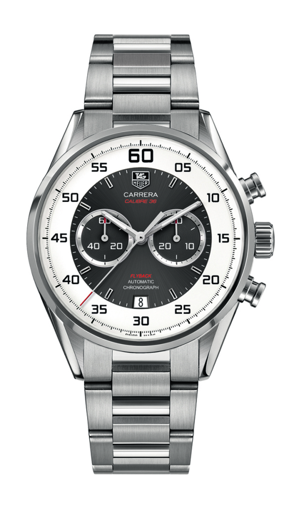 TAG Heuer 1887 is the watch of choice for Cristiano Ronaldo