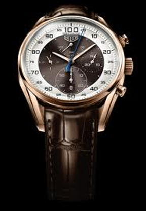 TAG Heuer Carrera Mikrograph 1/100th Second Chronograph