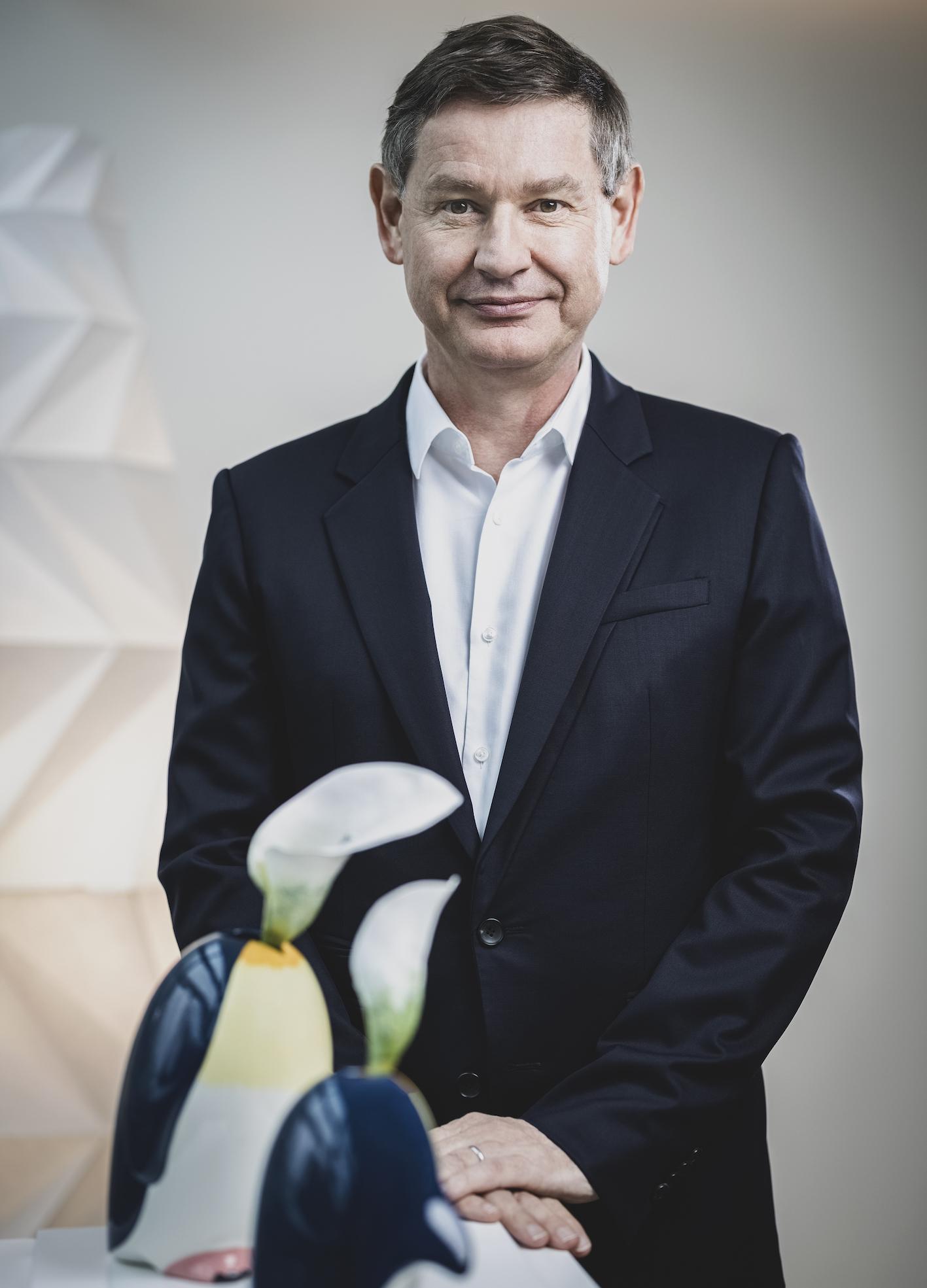 Cyrille Vigneron, Cartier CEO