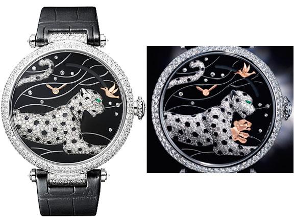 Cartier Panthere et Colibri