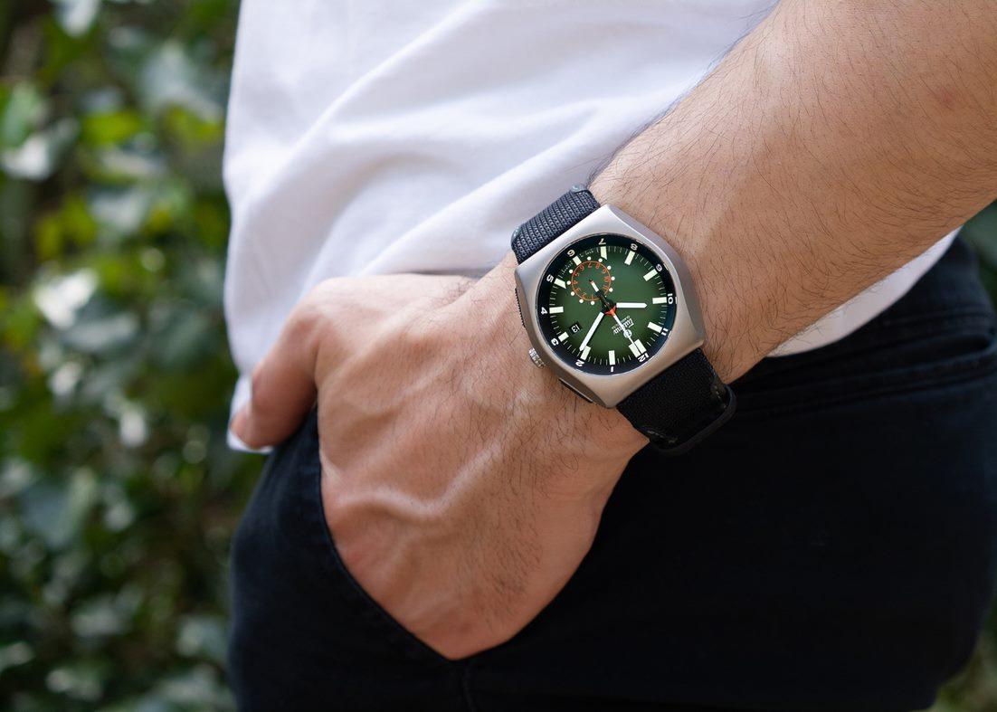 Tutima M2 Commando Chronograph
