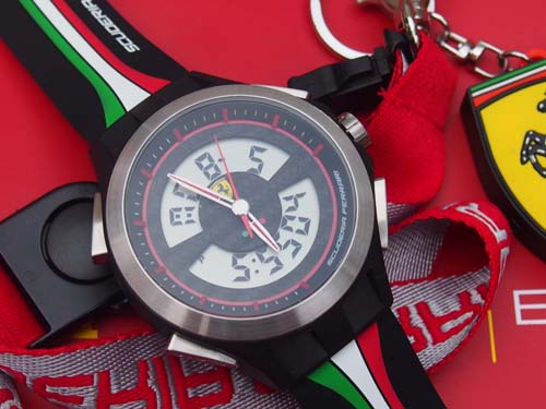 Scuderia Ferrari Orologi from Movado Group
