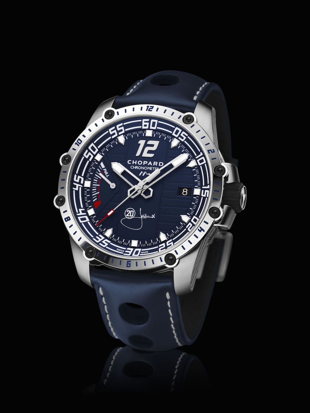 chopard Superfast 8 Hz Power Control Porsche 919 Only Watch