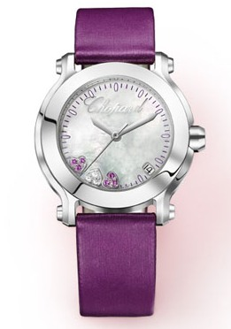 Chopard Happy Watch, $5,620