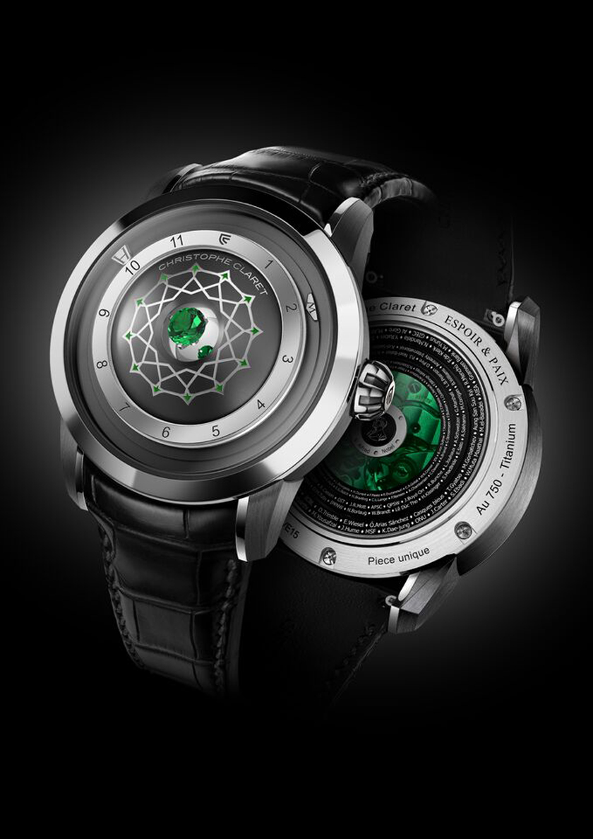 Christophe Claret Only Watch RectoVerso