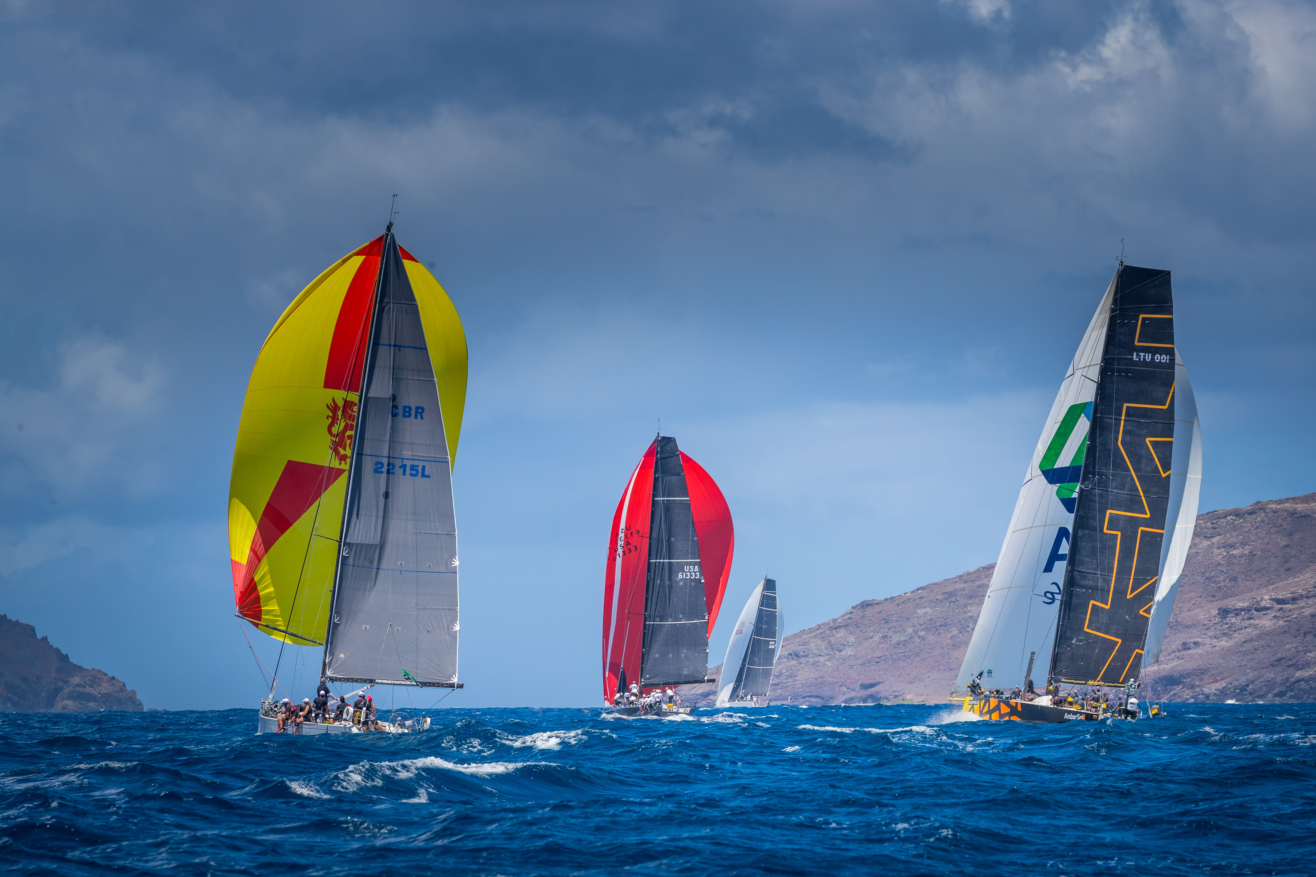 Les Voiles de St Barth Richard Mille (photo copyright: Christoper Jouany)
