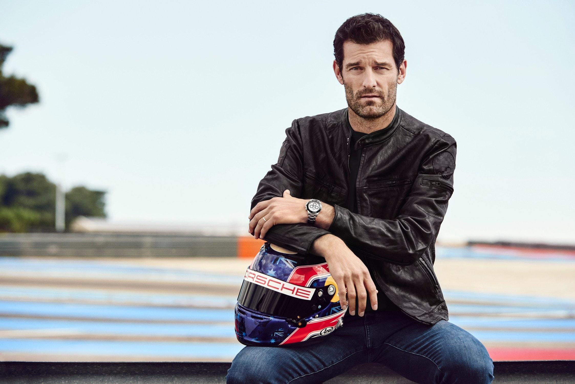 Rolex, Mark Webber