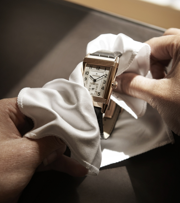 Several Reverso styles are offered in the new Atelier Reverso program