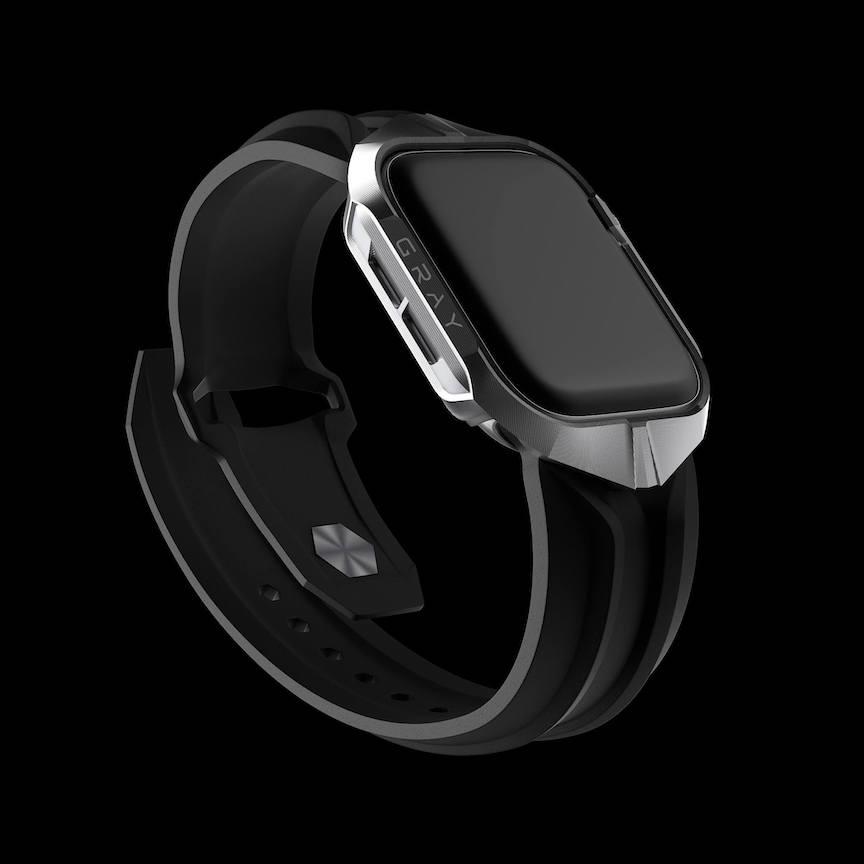 Cyber Watch Case by Gray