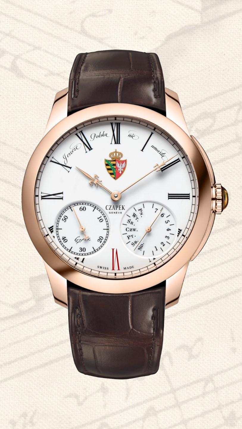 Czapek & Cie Mazurek watch