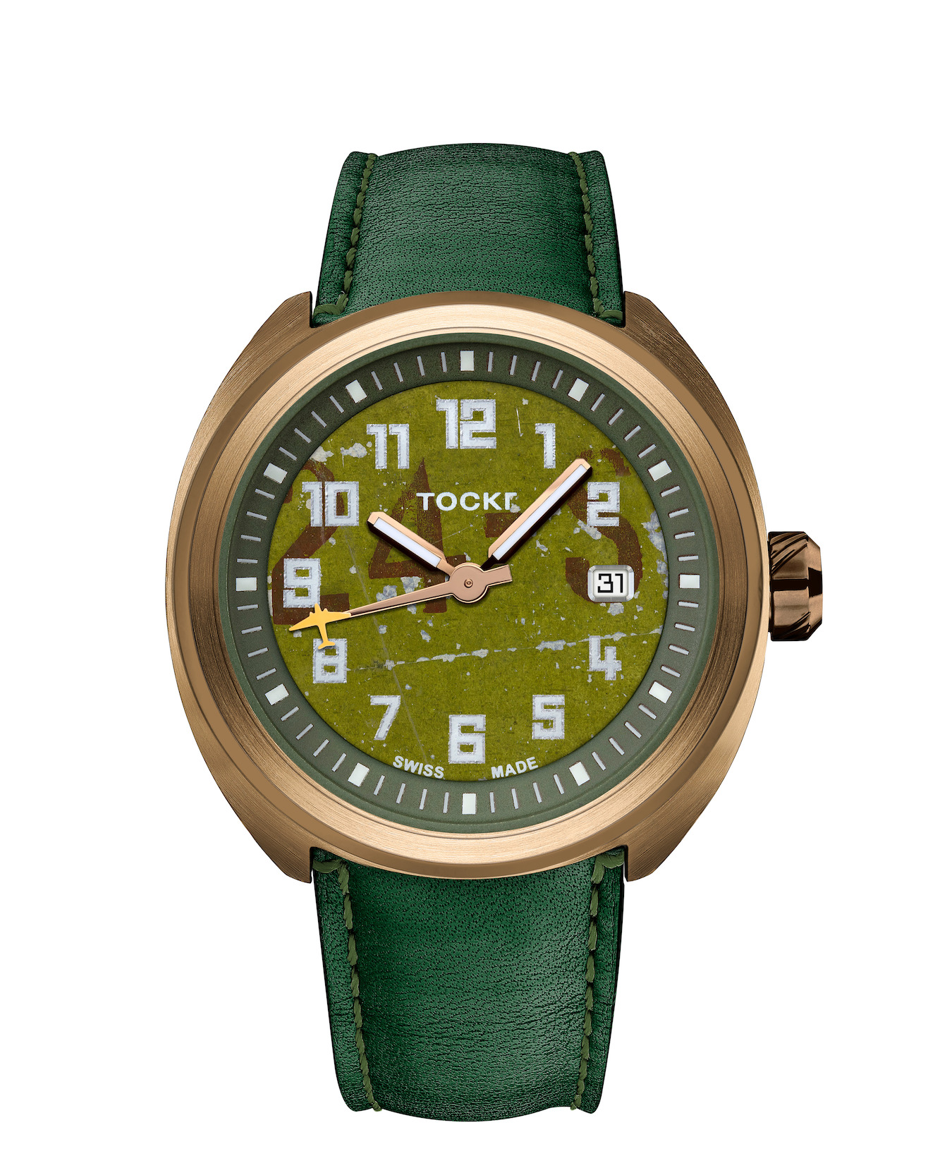 Tockr d-Day watch