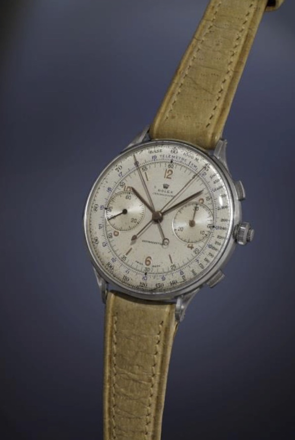 Rolex sells for $xx at Phillips' Start-Stop-Reset auction