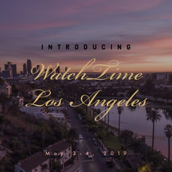 Announcing WatchTime LA