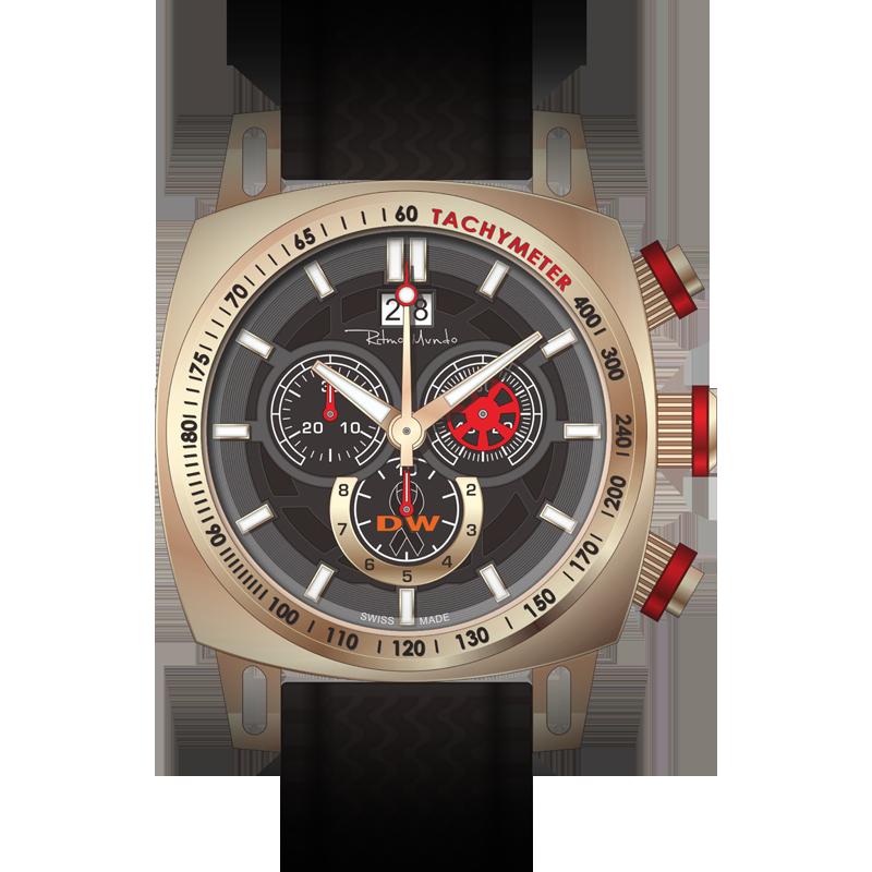 Ritmo Mundo Dan Wheldon Watch