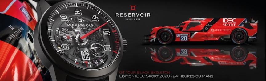 Reservoir watches, 24 Hours of Le Mans