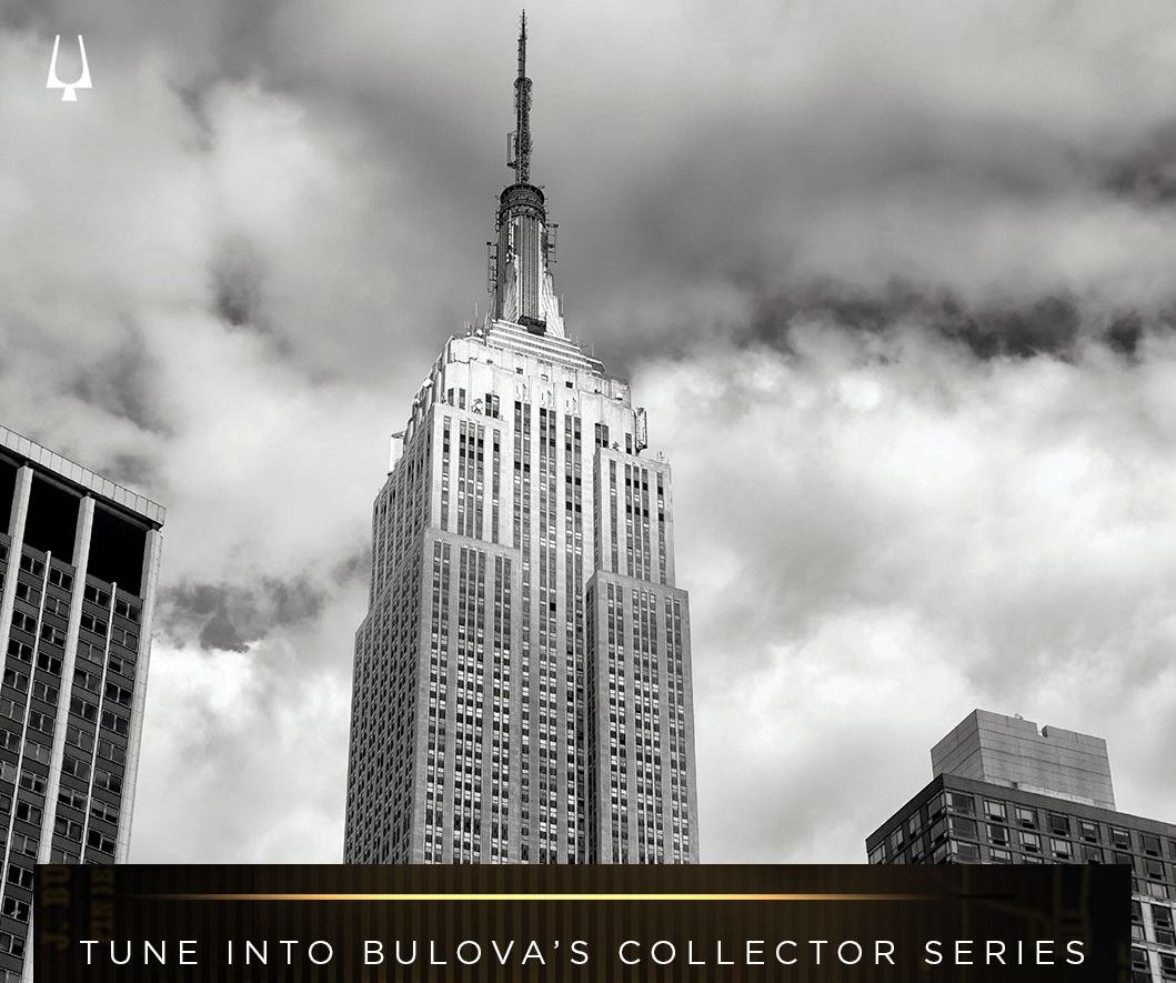 Bulova is headquartered in the Empire State Building