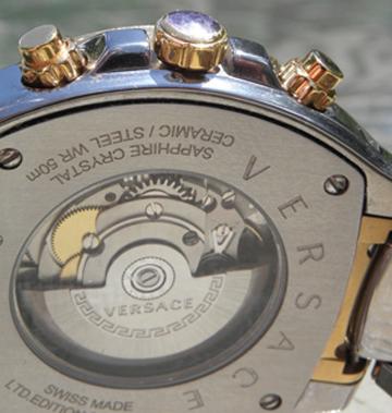 The movement is ETA base with chronograph  module by Dubois-Depraz