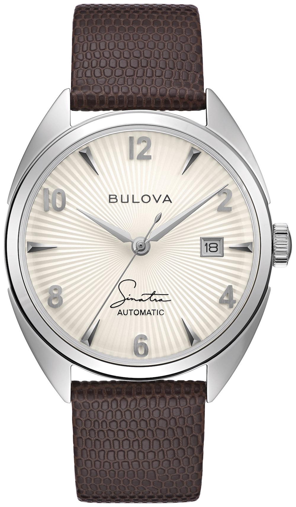 Bulova Frank Sinatra watches