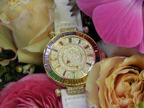 Franck Muller Four Seasons Double Mystery watch