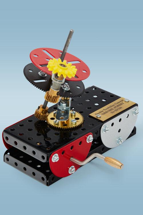 Greubel Forsey mechanical model