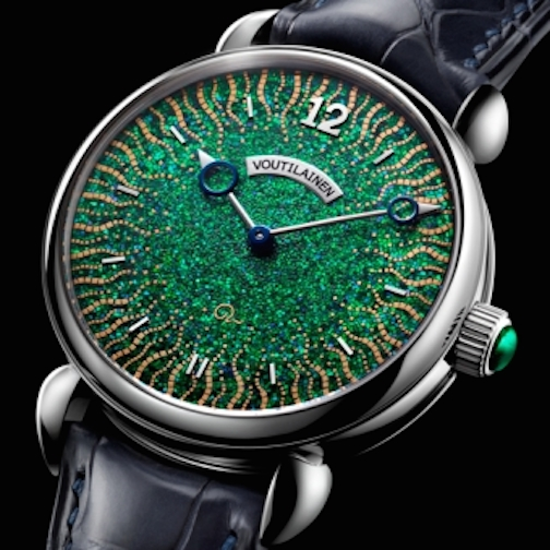 Artistic Crafts Watch Prize: Voutilainen, Hisui
