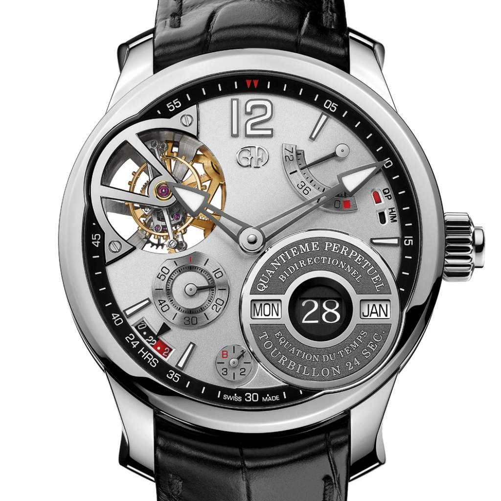 Top Six Calendar Watches of 2017: Greubel Forsey QP A Equation, the Mechanical Computer -- in the final run for GPHG 2017