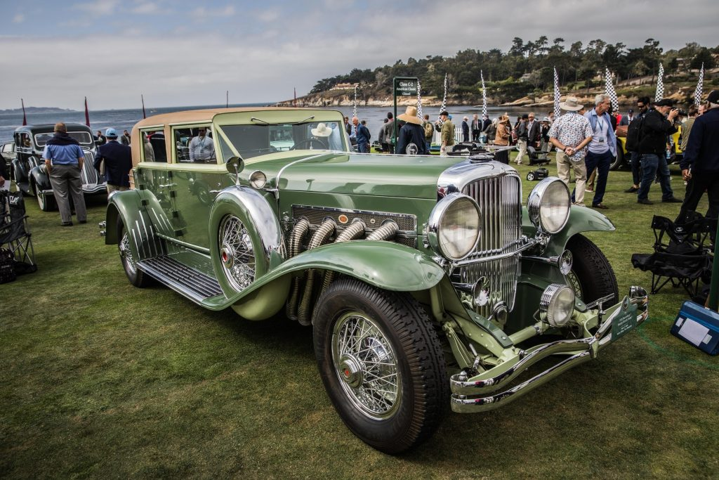 Rolex, Monterey Classic Car Week