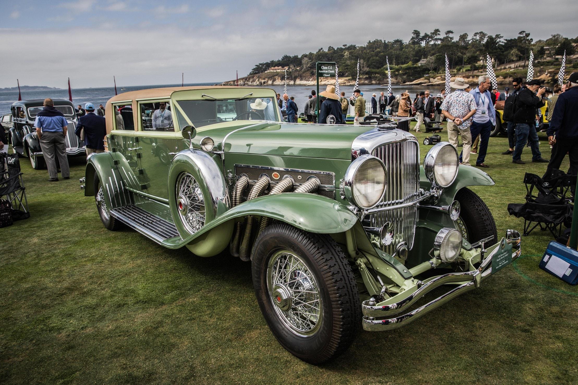 Rolex, Monterey Classic Car Week
