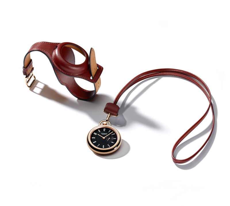 Hermes In the Pocket Only Watch 2015