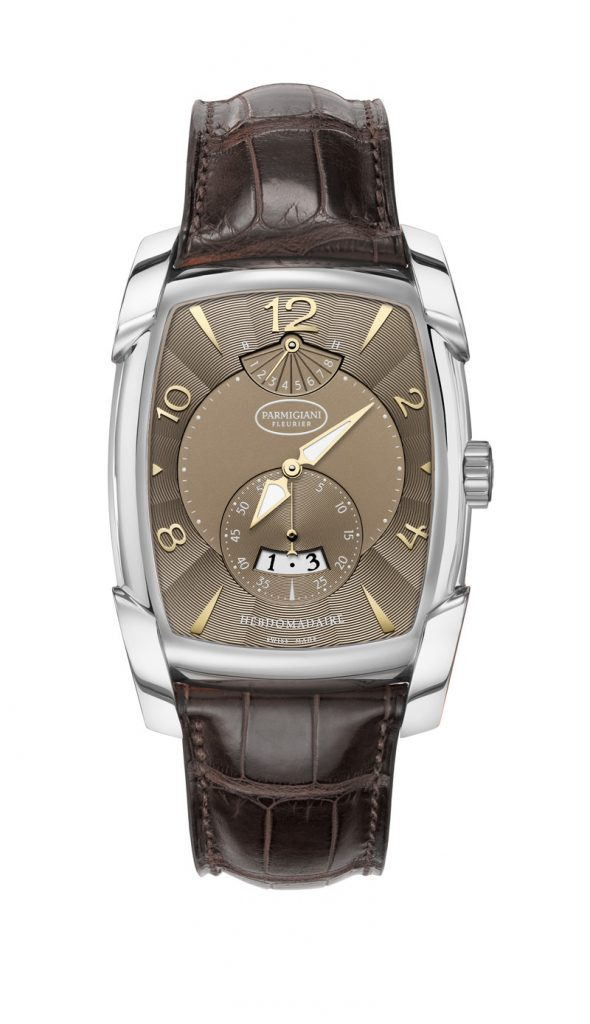Parmigiani unveils the Kalpa Hebdomadaire Anniversary watch as a one-of-a-kind, with a 10-piece series coming later this year.