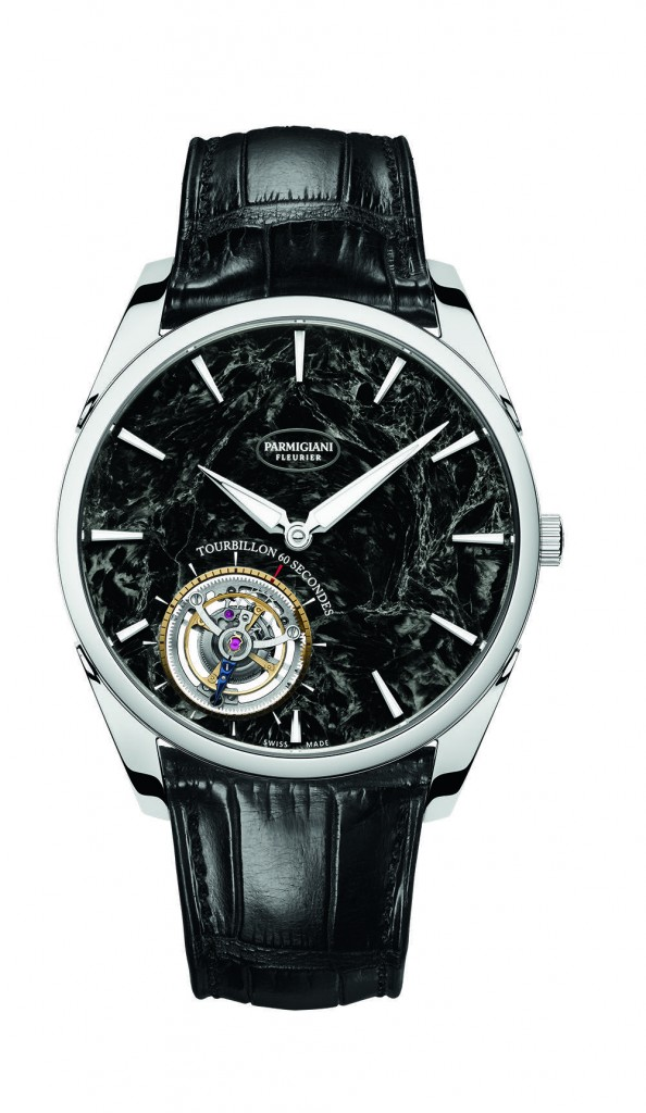 Parmigiani Tonda 1950 Tourbillon Breaks Two World Records
