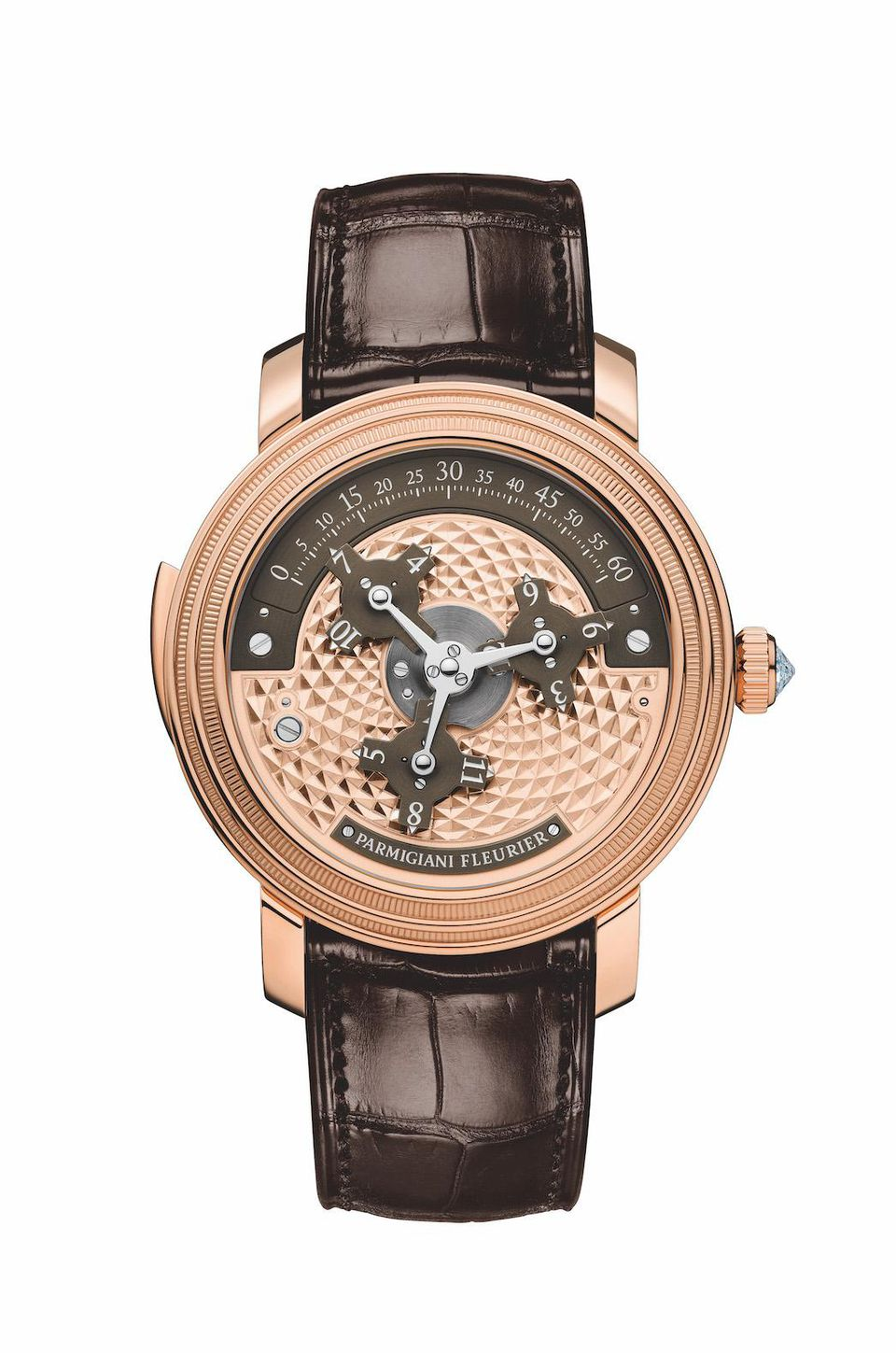 Parmigiani Fleurier Toric Capitole minute repeater watch as seen at SIHH 2019