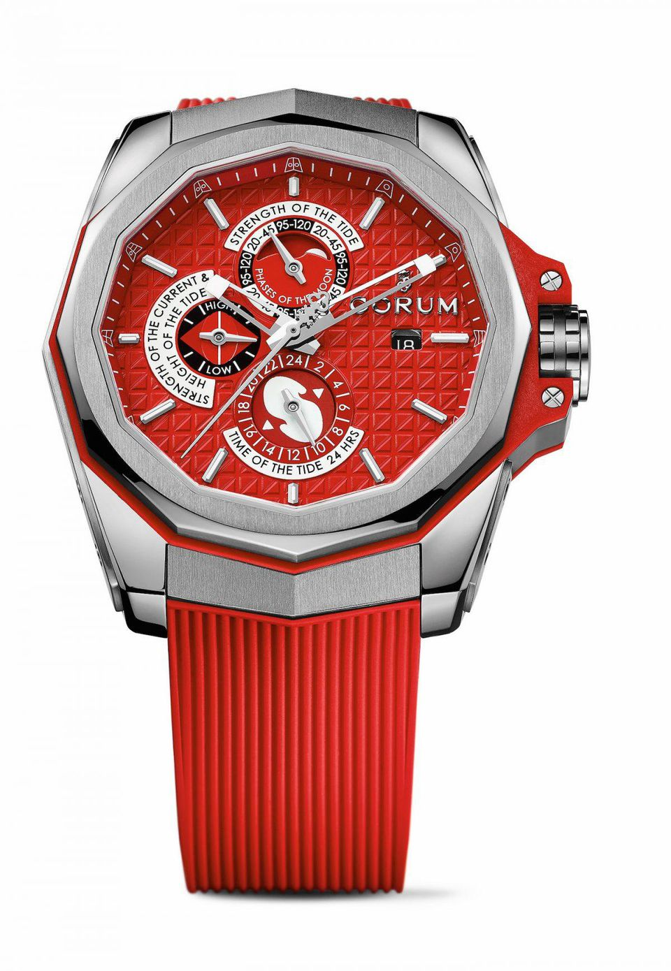 Corum Admiral's Cup Tides watch