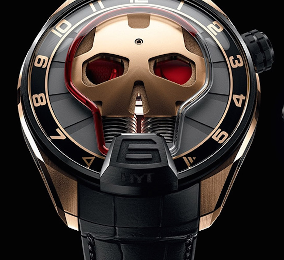HYT Skull Watch 1