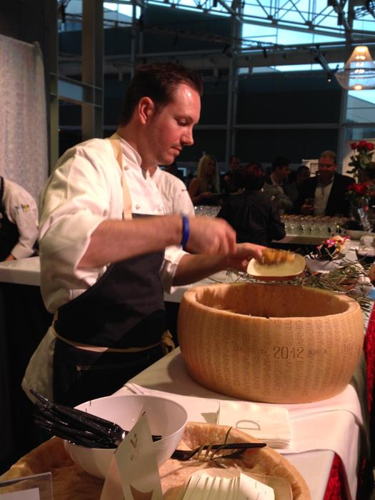 Chef Ian Gresik